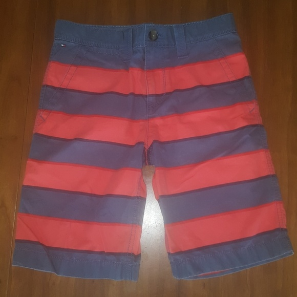 Tommy Hilfiger Other - Hilfiger Striped Chino Shorts